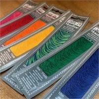Dyed Yarns