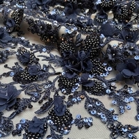 Coloured Lace Fabrics