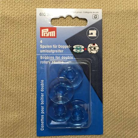 Prym Bobbins for Sewing Machine for double rotary shuttle Image 1