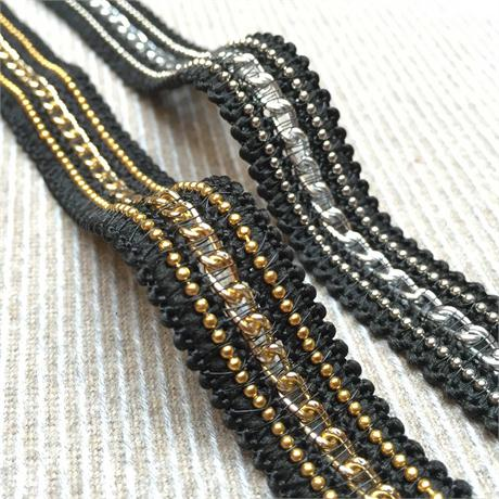 Braid with Chain Image 1