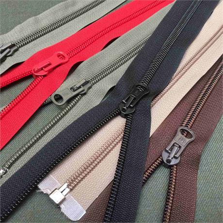 Rubi 6 Nylon Open End Zip Image 1