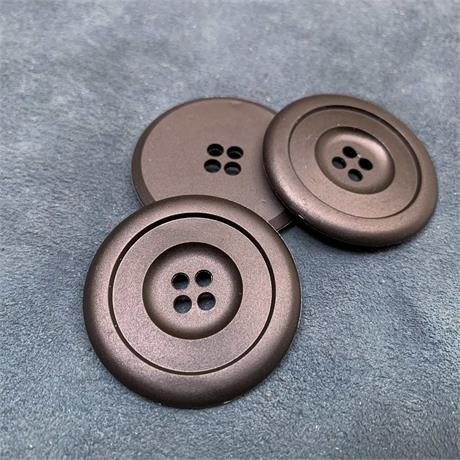 4-Hole Synthetic Button Image 1