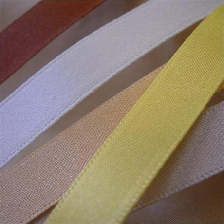 10mm Polyester Double Satin Ribbon Image 1