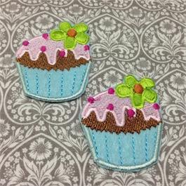 Fusible Cup Cake Motif thumbnail