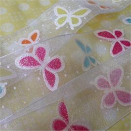 Sheer Butterfly Ribbon thumbnail