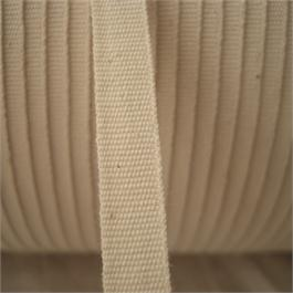 100% Organic Cotton Tape 10mm thumbnail