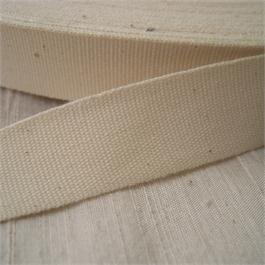 100% Organic Cotton Tape 20mm thumbnail