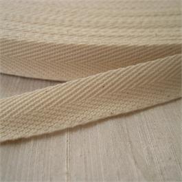100% Organic Cotton Webbing 15mm thumbnail