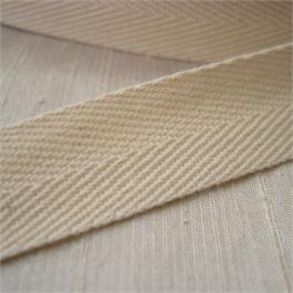 100% Organic Cotton Webbing 20mm thumbnail