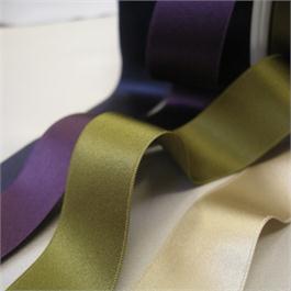 Silk Double Satin Ribbon - 25mm thumbnail