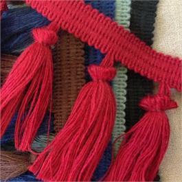 Woolly Tassel Fringe thumbnail