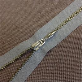 Rubi No.3 Metallic Closed End Zip - 50cm thumbnail