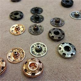 Sew-On Snap Fasteners  Thumbnail Image 0