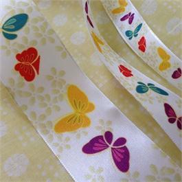 Printed Butterfly Ribbon thumbnail
