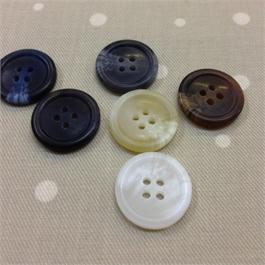 Polyester 4-Hole Button thumbnail