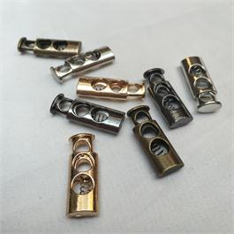 Double Metal Cord Lock thumbnail
