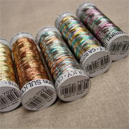 Gutermann Sulky Metallic Thread 200m thumbnail