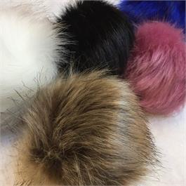 Fake Fur PomPom thumbnail