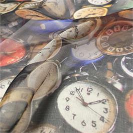 Clock Silk Chiffon thumbnail