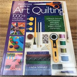 The Ultimate Guide to Art Quilting thumbnail
