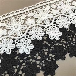 Cotton Guipure Lace thumbnail