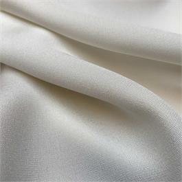 Heavy Ivory Italian Silk Cady Crepe thumbnail