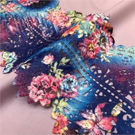 Printed Polyester Guipure Lace thumbnail
