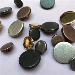 Flat Top Metal Shank Button thumbnail