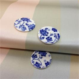 Handmade Porcelain Button thumbnail