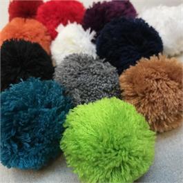 Wool PomPoms thumbnail