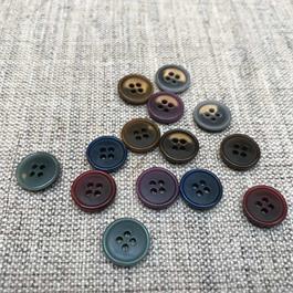 Italian Polyester Shirt Button thumbnail