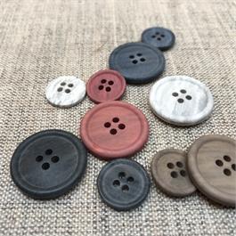 Italian Polyester 4-Hole Button thumbnail
