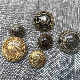 Metal Enamelled Shank Button thumbnail