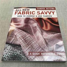 All New Fabric Savvy thumbnail