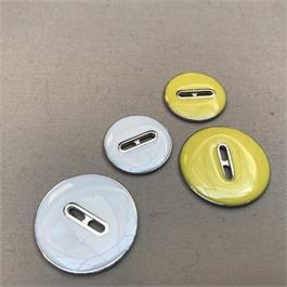 Enamelled Metal Button thumbnail