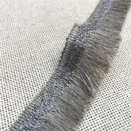 Linen Metallic Fringing thumbnail