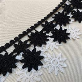 Cotton Guipure Lace Trims thumbnail