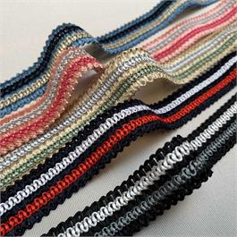Stripe Rayon Flat Braid thumbnail