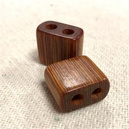 Japanese Wooden Cord Lock thumbnail