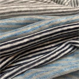 Striped Linen Jersey thumbnail