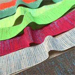Fine Italian Polyester Metallic Strapping thumbnail