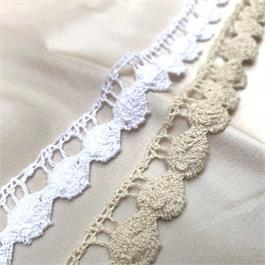 UK Made Cotton Lace thumbnail