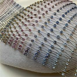 Diamante Netting SS12 thumbnail