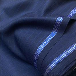 Royal and Navy UK Pinstripe Suiting thumbnail