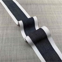 Italian Stripe Petersham Ribbon thumbnail