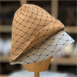 Wool Cone with Veil Print thumbnail
