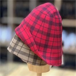 Wool Cones with Printed Checks thumbnail