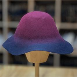 Wool Felt 2-Colour Gradiated Flare thumbnail
