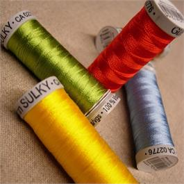 Gutermann Sulky Machine Embroidery Thread thumbnail