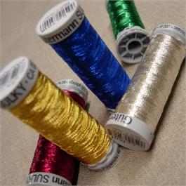Gutermann Sulky Dekor Metallic Machine Embroidery Thread thumbnail
